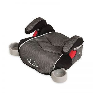 Booster Seat with No Back